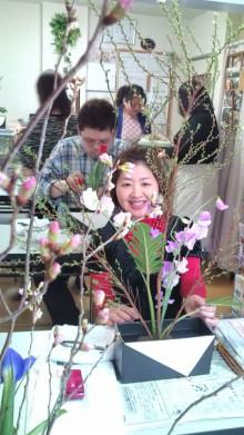 花作家森直子の LoveIsFlower 花は愛-20100209152656.jpg